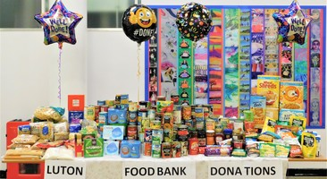 Luton Foodbank Donations (Festive Friday)