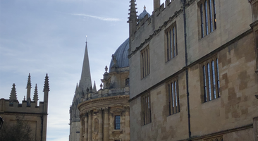 Year 10 - Oxford University Visit