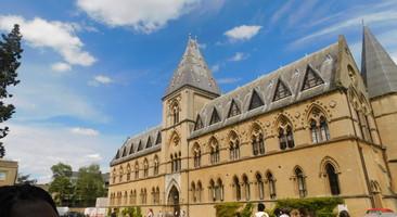 Wadham College visit