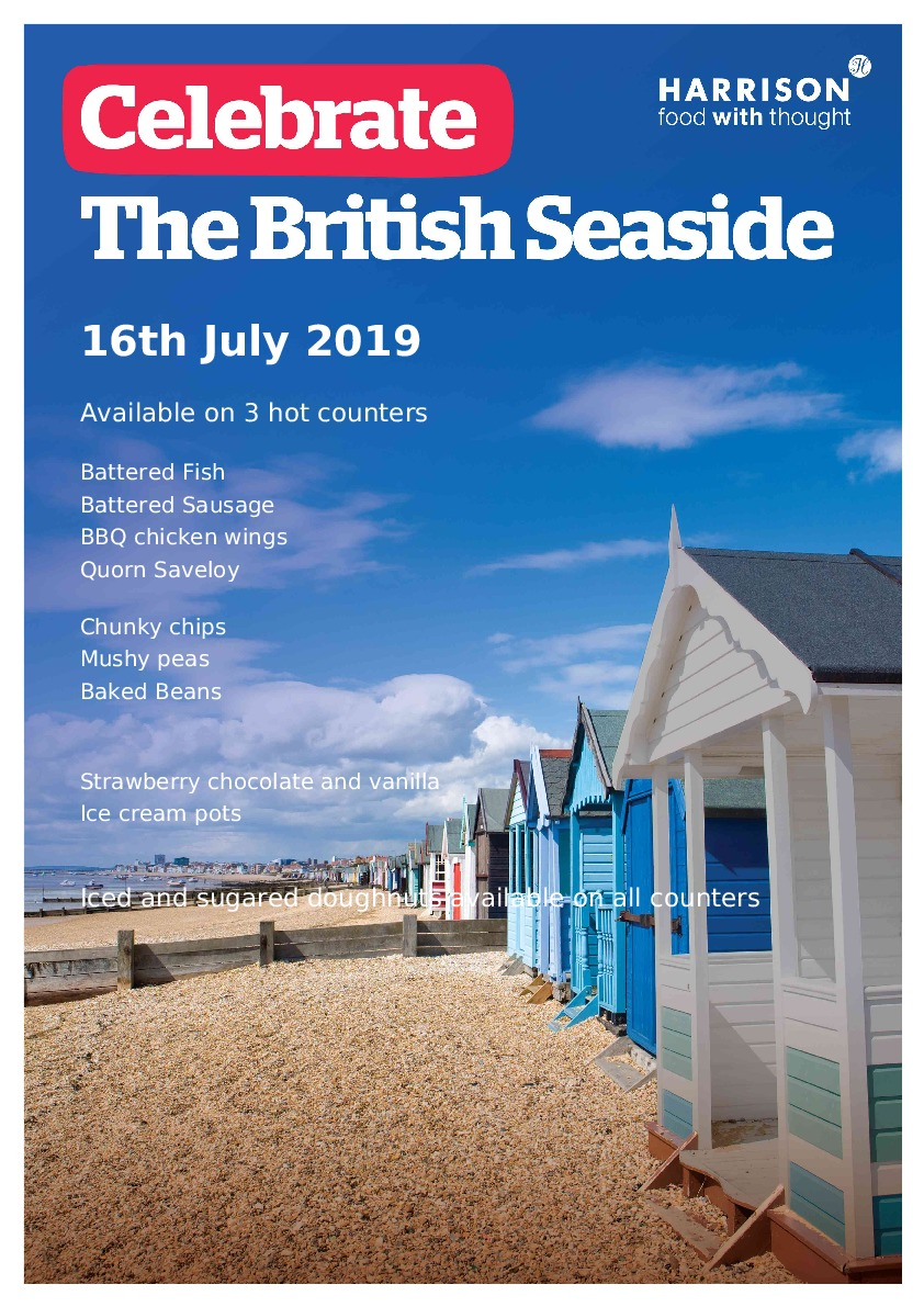 16th July seaside 2019