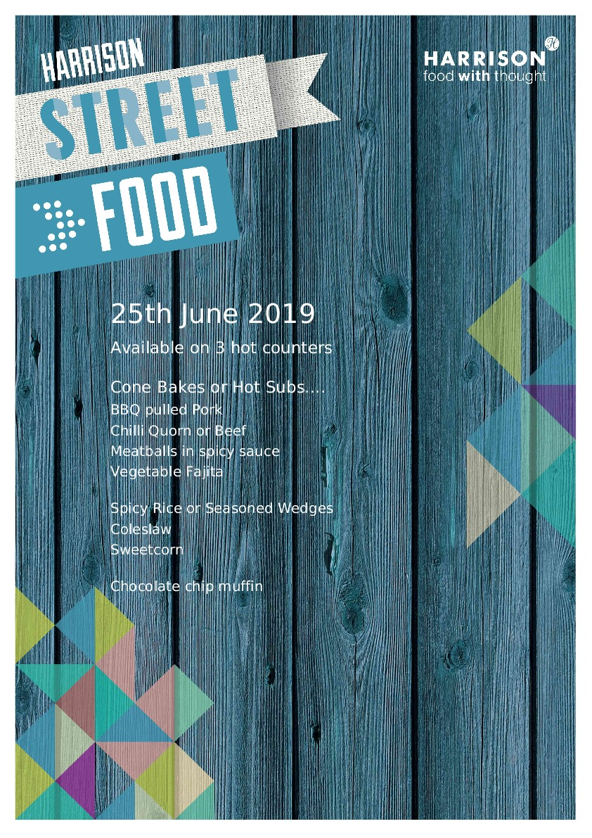 25th June Street food 2019